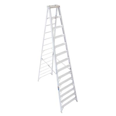 Ladder Step, 14 ft. Aluminum, With 300 lb. Load Capacity Type IA Duty Rating, 1 Unit
