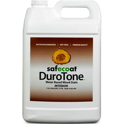 AFM Safecoat DuroTone, Interior Wood Stain, Jacobean, Low VOC, 1 Gallon