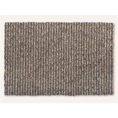 Wool Carpeting Earth Weave, Face : 100% Undyed & Untreated Wool - Width : 12 feet - Primary : Hemp/Cotton - Durability: All residential applications & light commercial - Weave: Textured Loop, Pyreneese Line - Flint, Square Yard, 1 Unit