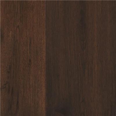 "Wood Flooring Tesoro Woods Engineered, Coastal Lowlands Hickory Porter, LEED Credits - FSC Certified - 7""W - 9/16"" Thick - 11"" - 84"" Random Length -Species: Hickory - Color: Porter, 24.5sq.ft. Bundle, 1 Unit"