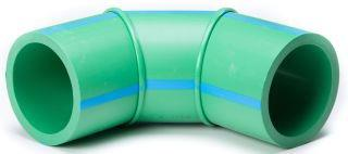 14in AQUATHERM BW 90 SDR 11 GREENPIPE 2012145