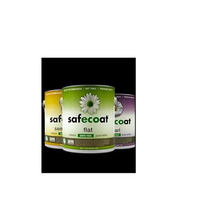 AFM Safecoat Paint, Pearl , Zero VOC , 1 Gallon