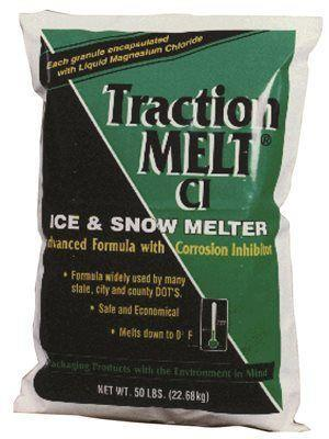Scotwood Industries 50 Lbs. Traction Melt Ci Magnesium Chloride Ice Melt