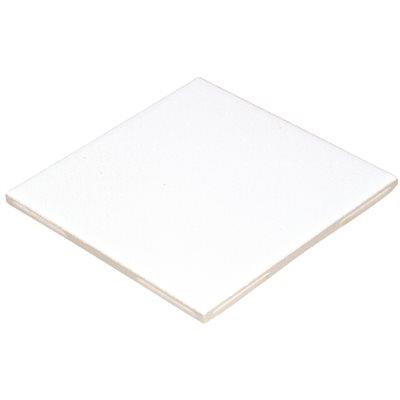 Ceramic Tile 4-1/4' White - 80 Tiles / Case