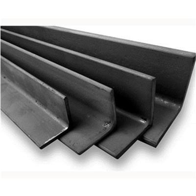 """Steel Angle, 4"""" X 3-1/2"""" X 5/16"""" x 20', A36 Hot Rolled Steel, 1 Unit"""